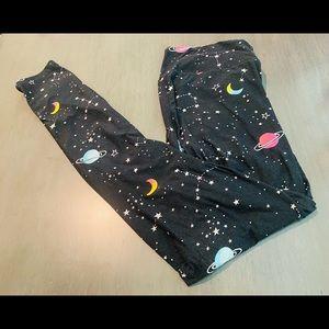 💕Lularoe Space Leggings